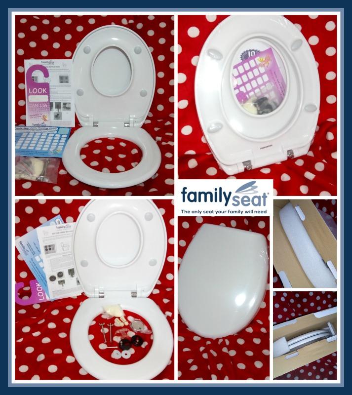 Talia Family seat toilet seat 2