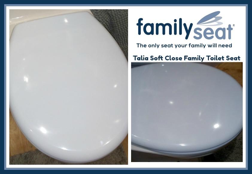 Talia Family seat toilet seat