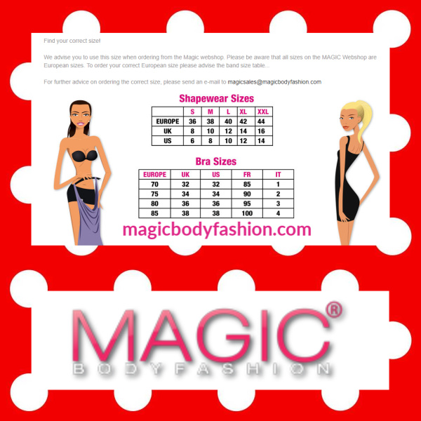 magic body fashion maxi sexy bodybriefer