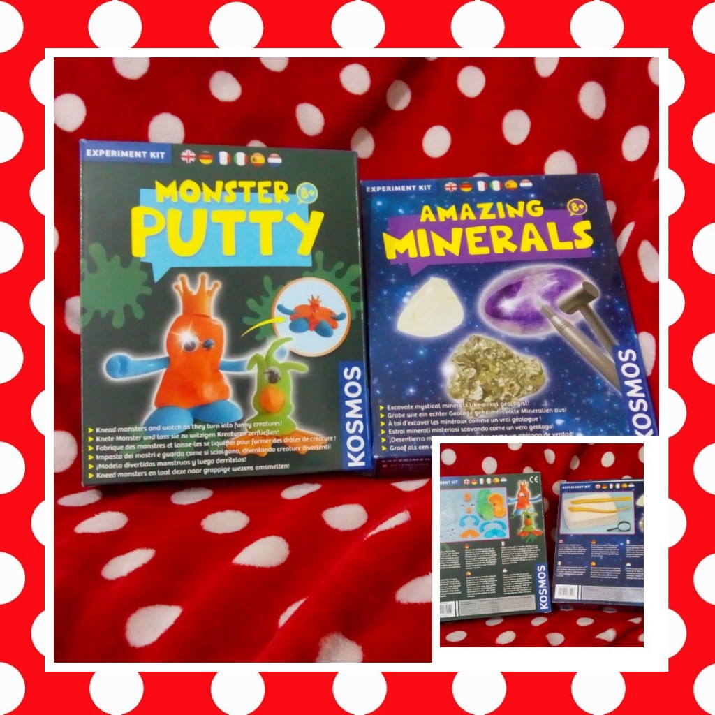 NEW Science Activity Kits from Thames & Kosmos