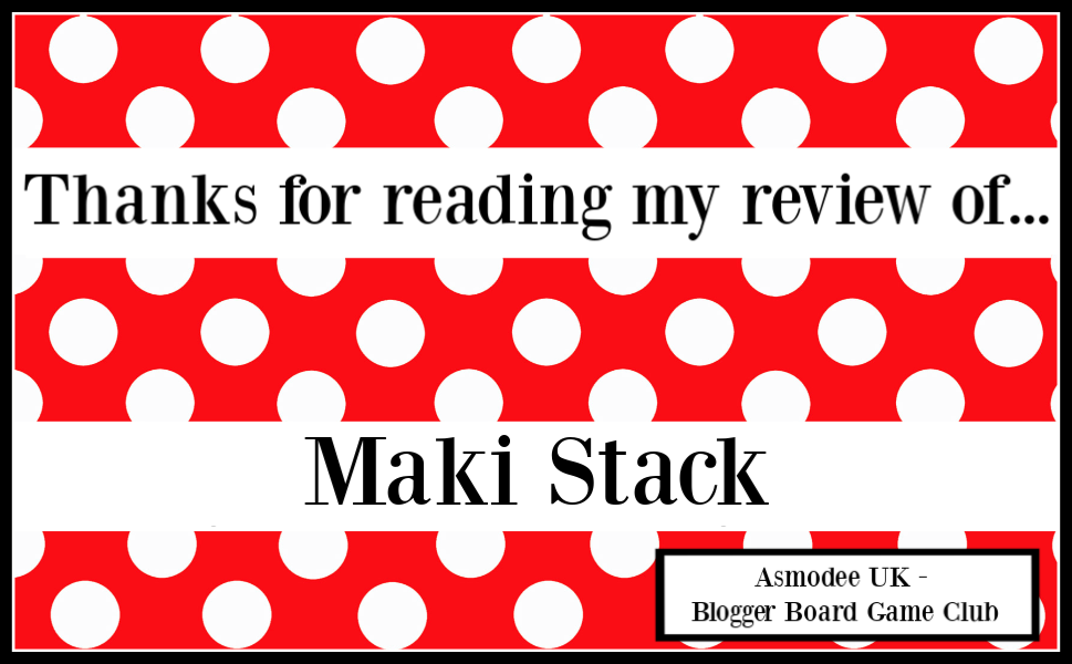 Maki Stack review