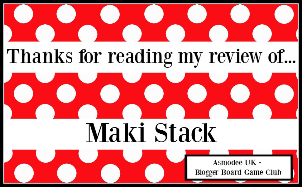 Maki Stack review
