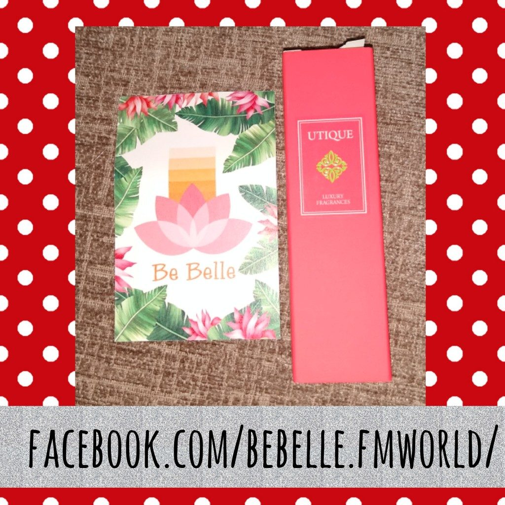 Be Belle FM Perfumes