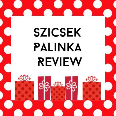 Szicsek Palinka