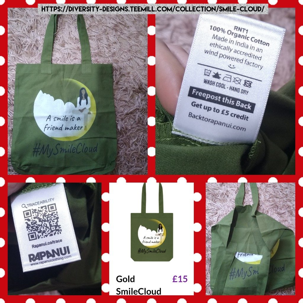 Busy Life SmileCloud Tote Bag